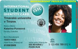 ISIC Student Card 2. Part-time Student Card dbea58fe9e1