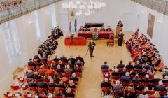inaugurácia rektora tu 13. novembra 2019