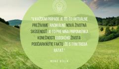 citát René Bílik