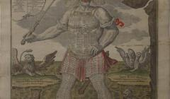 COLOSSUS MONARCHICUS/STATUA DANIELIS/DAN. II. 31