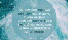 citát Andrej Rajský