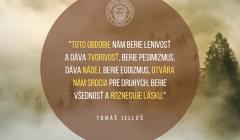 citát Tomáš Jellúš