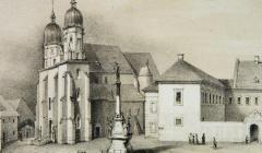Arcibiskupský palác na Mikulášskom námestí v Trnave