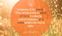 citát Nicole Mákoová