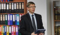 príhovor dekana Filozofickej fakulty TU prof. Milana Katuninca