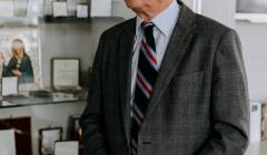 rektor TRUNI prof. René Bílik