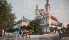 Univerzitné námestie Trnava